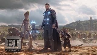 5 Moments We Loved From 'Avengers: Infinity War'