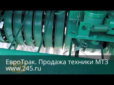 Пресс-подборщик рулонный ПР-Ф-145