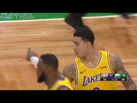 45e63d7c8 Kyle Kuzma 25 PTS  All Possessions (02 07 19) - YouTube