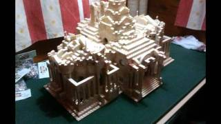 Exin Castillos - Templo de la Oracion Perdido  (Lost Domus Orationis)