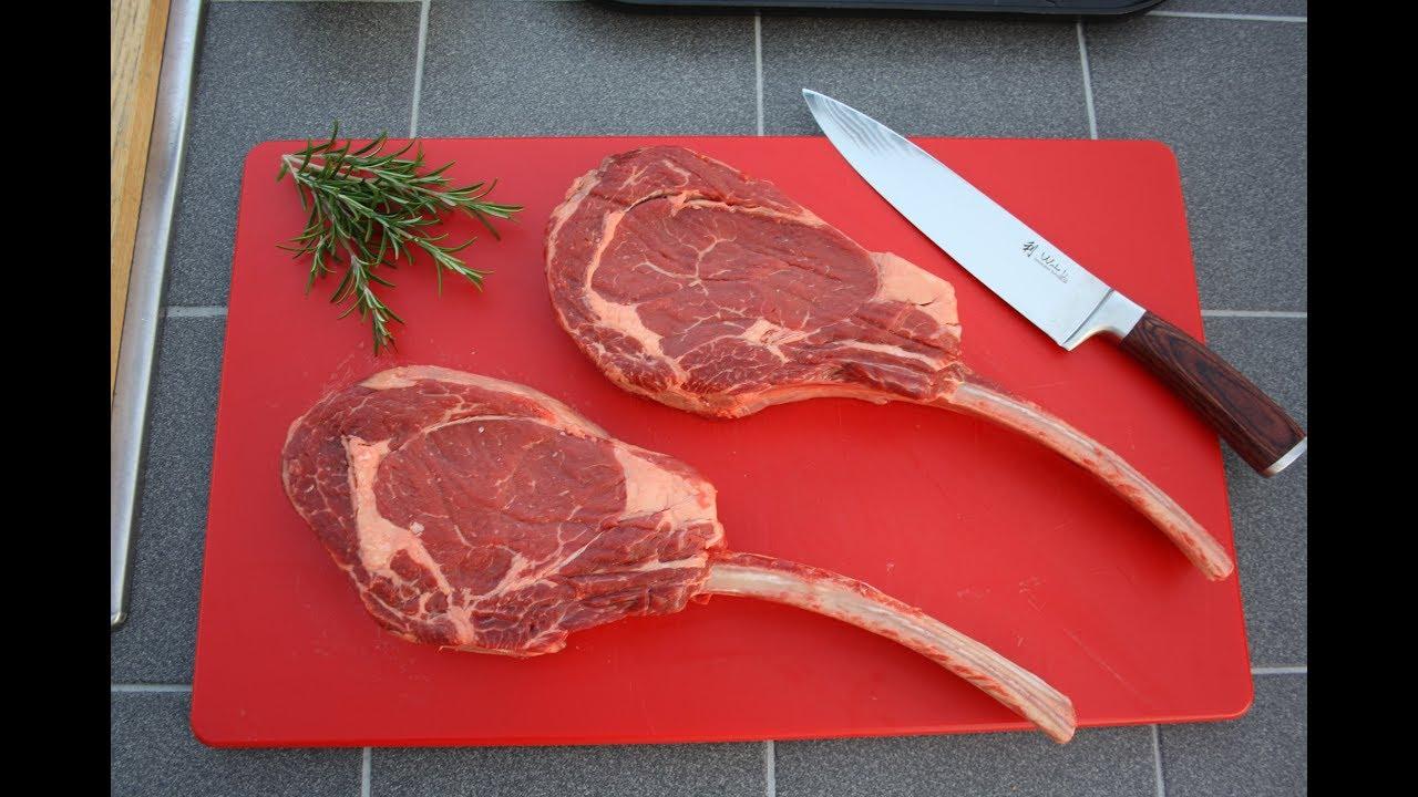 Beefeater Einbautür Für Außenküchen : Tomahawk steak irish ox vom beefeater gasgrill u steakthat