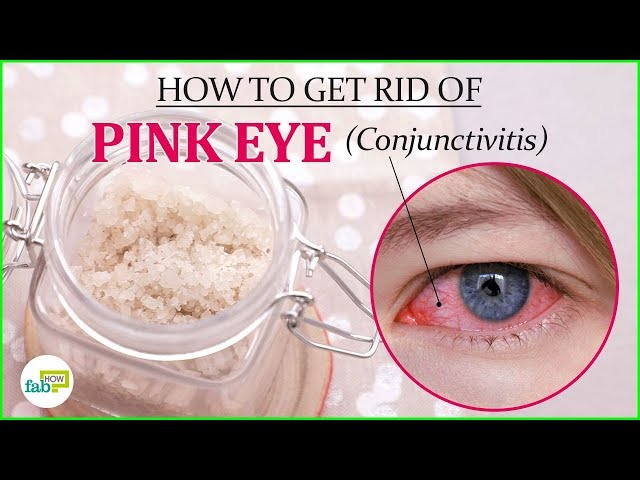 eye pink Adult in