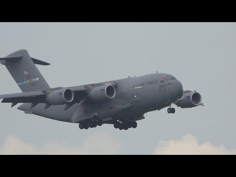 Plane Spotting at Paya Lebar Airbase, Singapore | 30 May 2018