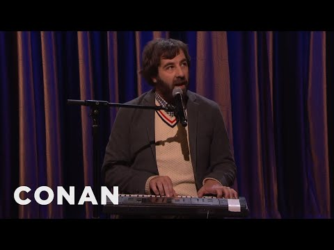 David O'Doherty Stand-Up 04/14/15  - CONAN on TBS