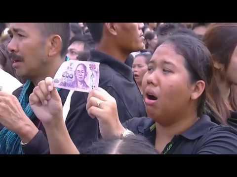 Thailand Makes History: Millions Sing Royal Anthem in Bangkok