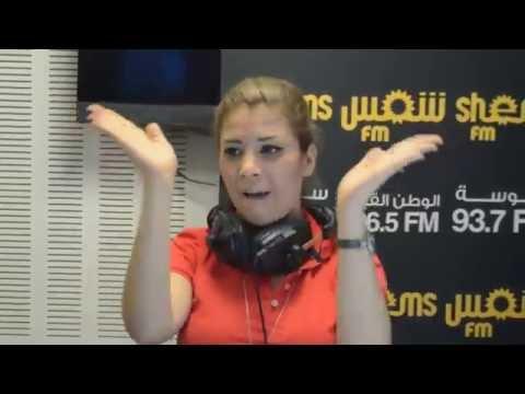 zaza show الله يزين عليا
