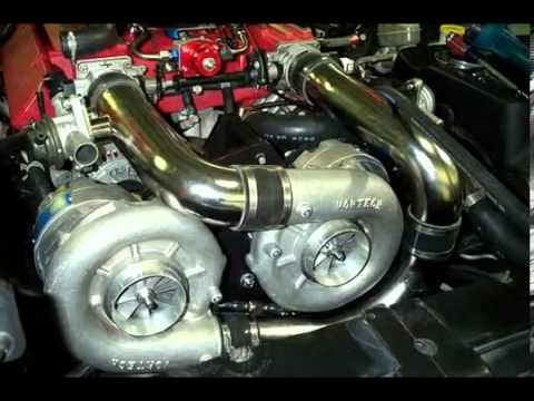 Difference Between Turbocharger and Supercharger ...