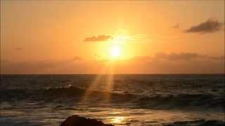 Coucher de Soleil El Kala, Algérie ( Sunset) 2015-Full HD