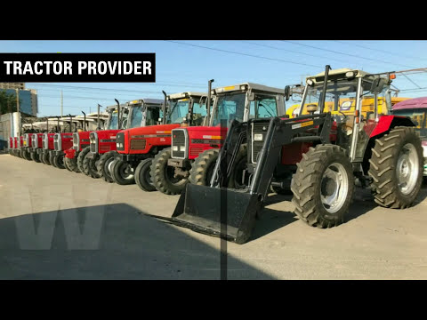 Tractor Provider Tanzania - New and Used Agricultural Tractors & Farm Implements