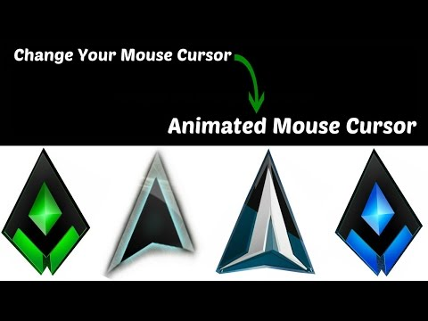 How To Change Your Mouse Cursor On Windows   Animated Pointer