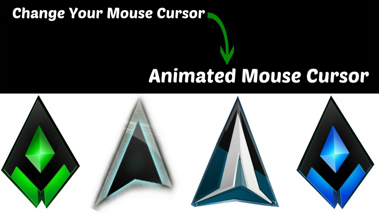 How To Change Your Mouse Cursor on Windows | Animated Pointer