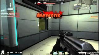 9 Zombies vs 1 | Quarantine Regen Combat Arms