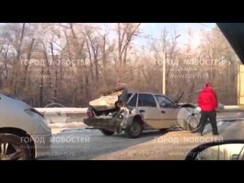 ДТП на Кузнецком мосту