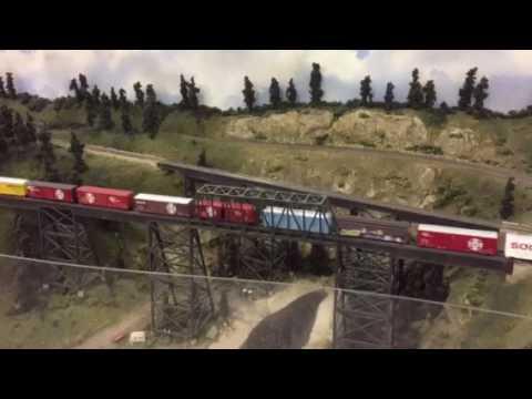 N scale Tulsa Great Train Expo