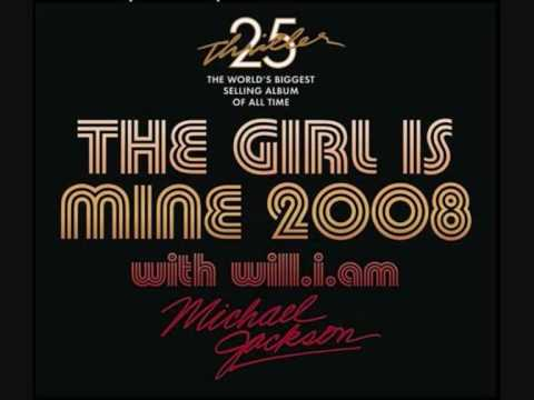 Michael Jackson Ft. Will.i.am The Girl Is Mine Remix (with Lyrics)