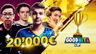 Qui sera le meilleur joueur ? La Finale de la Goodnite Cup 20 000€ de Cashprize