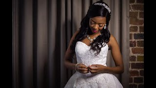 Nigerian Wedding DJ London - Zimbabwe weds Nigeria Hilton Hotel