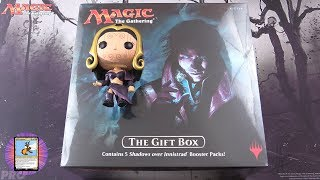 Shadows Over Innistrad Gift Box unboxing NICE PULLS!
