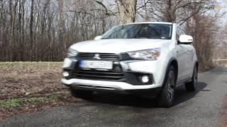 Test: Mitsubishi ASX