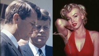 Private eye's notes suggest Monroe-Kennedy love triangle