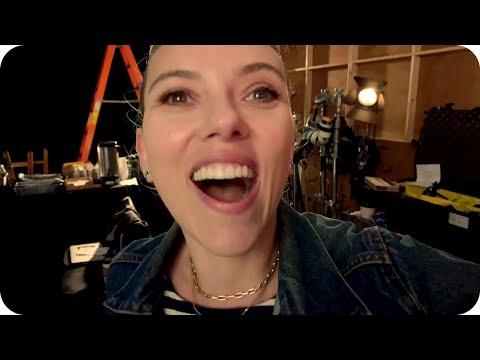 Scarlett Johansson Leaks Black Widow Footage… Sort Of // Omaze