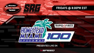 iRacing Fantasy National Series Rapid Fired Pizza HOMESTEAD 100 / PLAYOFF FINALE
