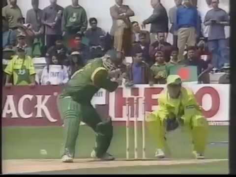 Bangladesh vs Pakistan in ICC World Cup 1999