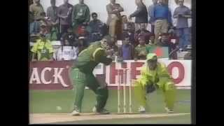 bangladesh vs pakistan in icc world cup 1999