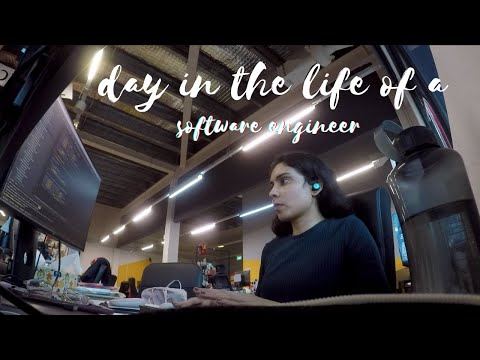 a day in the life of a software engineer in singapore 👩🏽💻