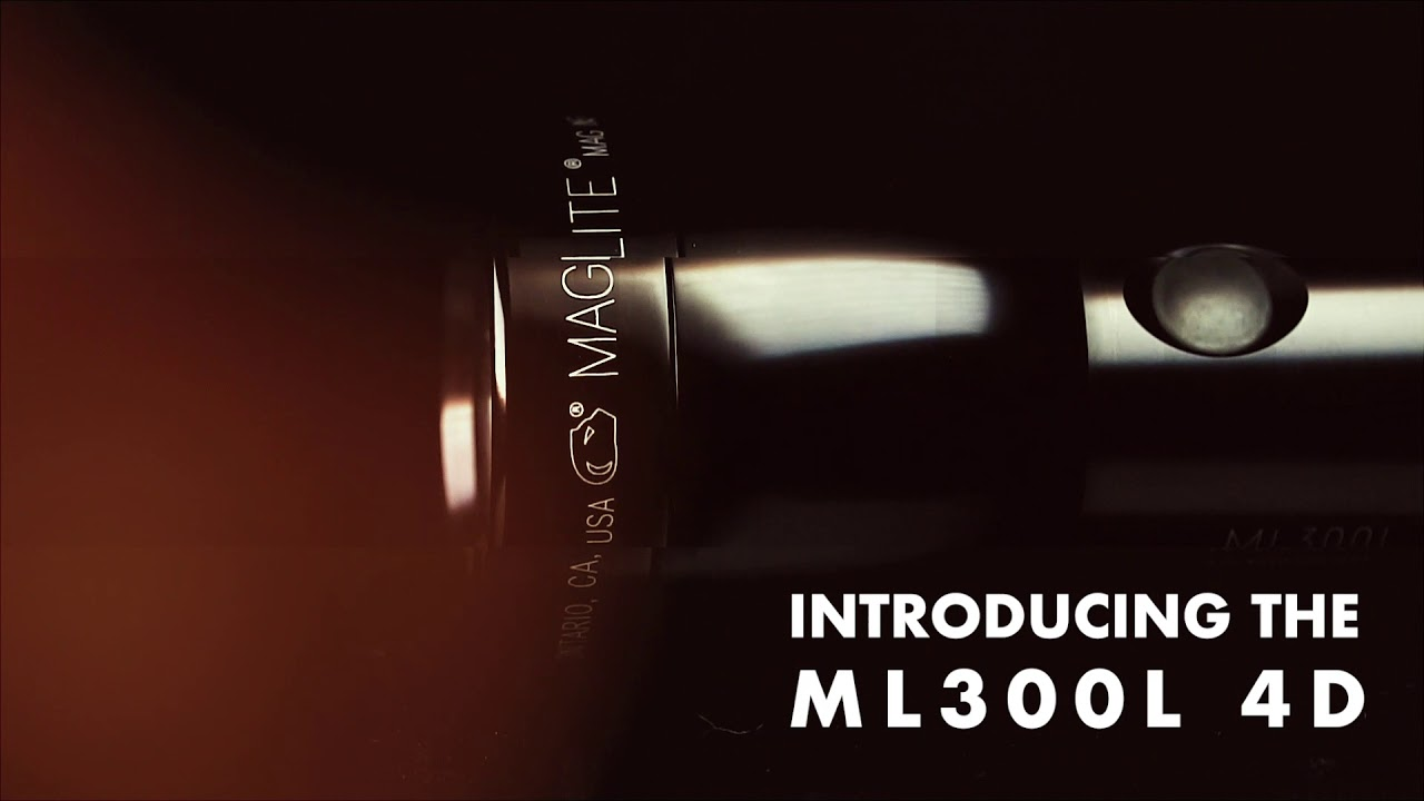 ML300L 4D Prepared Consumer Video - Maglite