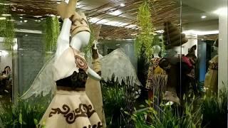 """Экспозиция """"И дольше века"""" в Бишкеке"""