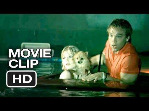 Bait 3D Movie CLIP - Swim For It (2012) - Shark Movie HD