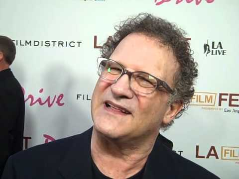 Albert Brooks at the 'Drive' premiere