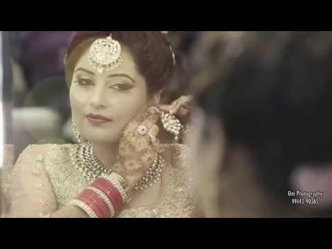 Chan Kithe Guzari Ayee Rat| Latest wedding song 2016 | Om Photography | sulkhan & deepshikha