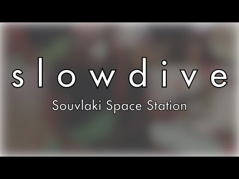 slowdive - souvlaki space station (guitar - bass cover)