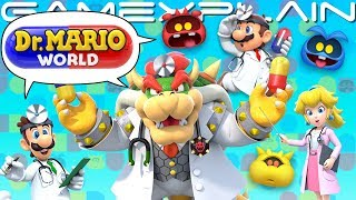 Is Dr. Mario World What the Doctor Ordered? - Reaction DISCUSSION