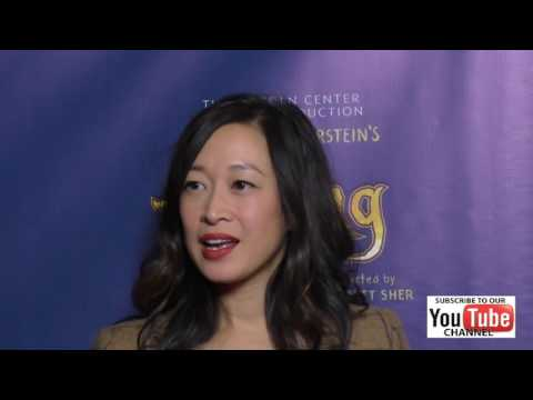 Camille Chen at the King And I  Night at The Pantages Theatre in Hollywood