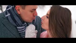 Зимняя сказочная свадьба Анны и Павла в шатре Коломенское