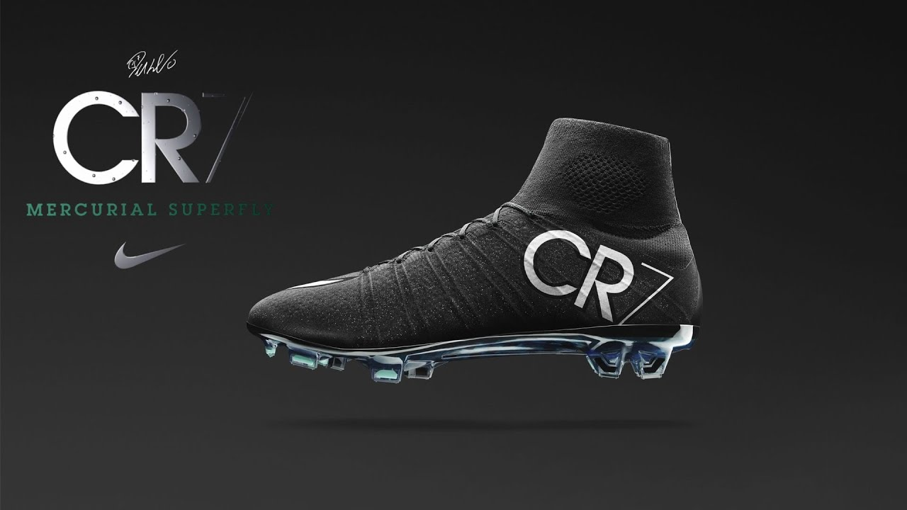 Cristiano Ronaldo Gala Cr7 Superfly Boots Launched Youtube