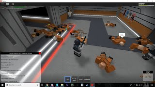 ROBLOX SCP CONTRAINMENT BREACH!!!