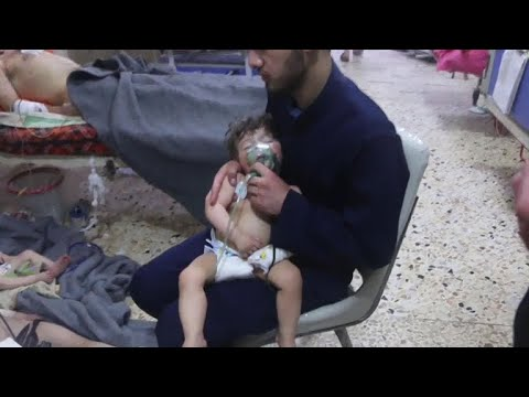 Crisis over alleged Syria chemical attack escalates