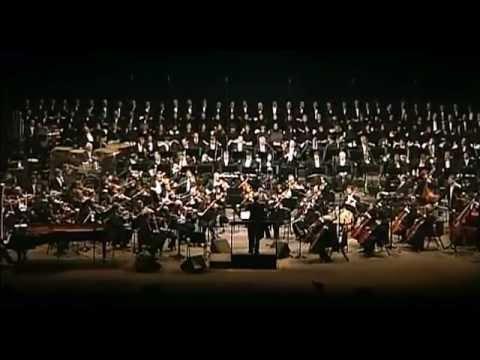 ENNIO MORRICONE - CONCERTO ARENA di VERONA -  28 Settembre 2002