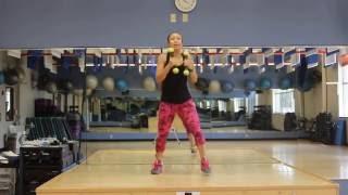 """Zumbalo"" (MM44/Dexter Hamilton) - ZT: SHOULDERS - Dance Fitness w/ Diny"