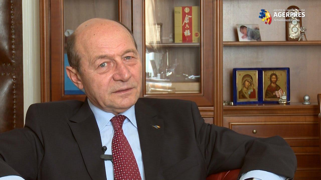 Traian Băsescu: În orice alianţă ne vom duce, funcţia de prim-ministru să revină PMP