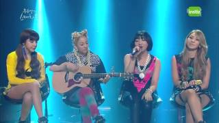 Repeat youtube video YHY's Sketchbook 2NE1 - Lonely Acoustic Ver. (Guitar - Sandara Park)