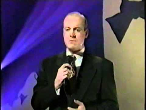 Anthony Warlow singingThis Is The Momentlive on TV
