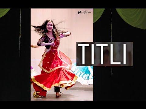 Titli / Chennai Express/ Bharatanatyam Dance Steps
