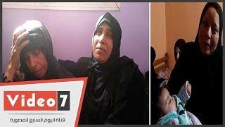 أسرة البطل محمد إبراهيم: استشهد وبنته
