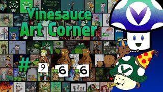 [Vinebooru] Birthday Vinny - Vinesauce Art Corner: Anniversary Edition - Day 2 (PART 966)
