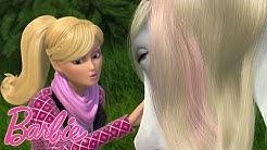 Barbie hilft einem verwundeten Pferd | Barbie Deutsch